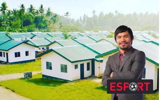 სიღარიბეში გაზრდილმა მსოფლიო ჩემპიონმა მშობლიურ მხარეში გაჭირვებულებს სოფელი აუშენა და სახლები აჩუქა